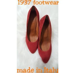 1937 ~footwear~ made in Italy